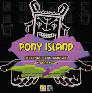 JONAH SENZEL Pony Island Video Game Soundtrack 180G