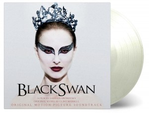 Clint Mansell BLACK SWAN -limited WHITE 180g LP (MOVATM080)