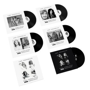 LED ZEPPELIN The Complete BBC Sessions 5xLP 180g (DELUXE EU 2016 BOX)