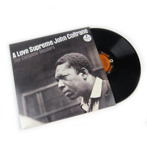 JOHN COLTRANE A Love Supreme Complete Masters 3xLP (AS-77)