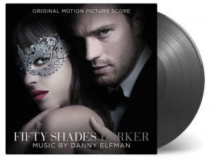 DANNY ELFMAN Fifty Shades Darker - coloured LP 180g (MOVATM162)