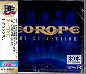 EUROPE The Collection BLU-SPEC2 JAPAN (SICP-30441)