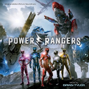 BRIAN TYLER Power Rangers (B&N Limited Yellow Vinyl)