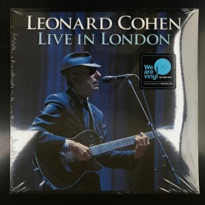 LEONARD COHEN Live In London -180g 3xLP +MP3 (SONY 2018)