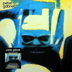 Peter Gabriel 4 (2LP Half Speed Remaster PGLPR4X) 45rpm
