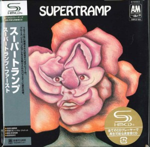SUPERTRAMP Supertramp - 2011 JAPAN SHM-CD cardboard (UICY-93607)