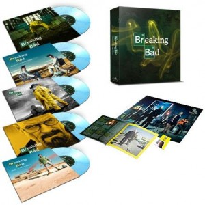 BREAKING BAD (deluxe 5xVINYL BOX MOVATM235)