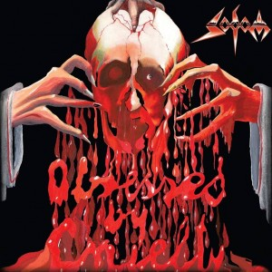 SODOM Obsessed By Cruelty LIMITED 2xLP US+DE VER