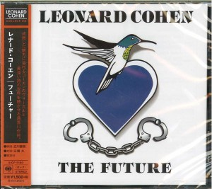 LEONARD COHEN The Future - JAPAN CD (SICP-5180)