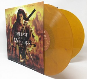 TREVOR JONES & RANDY EDELMAN The Last Of The Mohicans: Original Motion Picture Soundtrack (Limited Sepia-Toned Vinyl Edition)