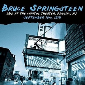 BRUCE SPRINGSTEEN Live At The Capitol Theater, Passiac NJ, September 19th 1978 3xCD Box Set