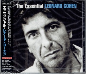 The Essential Leonard Cohen - JAPAN 2xCD MHCP-453