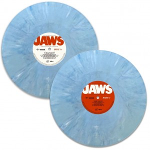 JOHN WILLIAMS Jaws - MONDO 2xLP coloured vinyl 45rpm