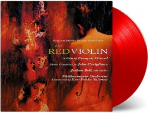 THE RED VIOLIN (Joshua Bell) 2xLP 180g RED VINYL