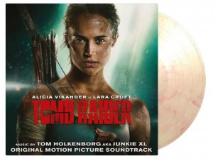 TOM HOLKENBORG AKA JUNKIE XL Tomb Raider COLOURED LP MOVATM205