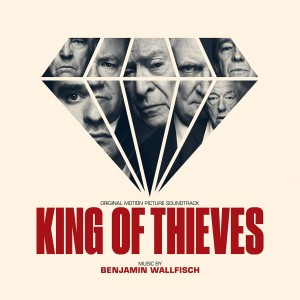 BENJAMIN WALLFISCH King of Thieves