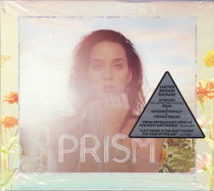 KATY PERRY Prism 2xLP