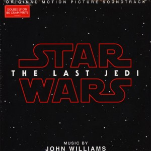 JOHN WILLIAMS Star Wars: The Last Jedi (Ostatni Jedi)