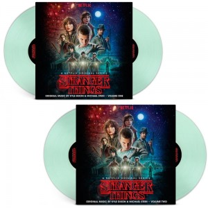 Stranger Things vol. 1&2 GLOW IN THE DARK EDITION - Kyle Dixon Michael Stein