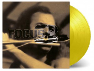 FOCUS Focus 3 -2x180g LIMITED YELLOW VINYL NUMBER (MOVLP022)
