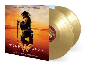 WONDER WOMAN - OST 2x180g LP gold vinyl (MOVATM167)