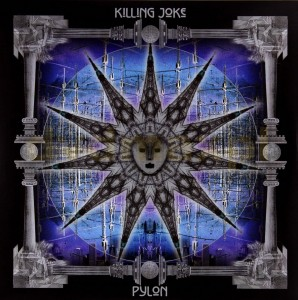 RSD16 KILLING JOKE Pylon blue vinyl 2xLP