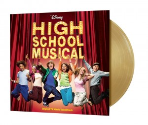 HIGH SCHOOL MUSICAL (Golden Edition)