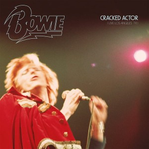 RSD17 DAVID BOWIE Cracked Actor (Live '74) 3xLP