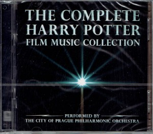 The Complete Harry Potter Film Music Collection (SILCD1381)