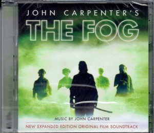 JOHN CARPENTER The Fog 2xCD EXPANDED EDITION (SILCD1301)