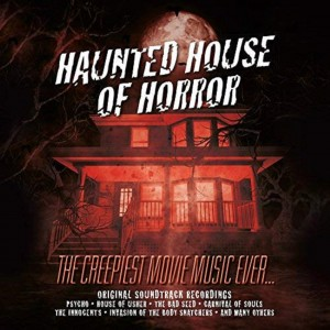 HAUNTED HOUSE OF HORROR THE CREEPIEST MOVIE MUSIC EVER (OST LP)