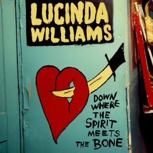 LUCINDA WILLIAMS Down Where The Spirit Meets 3xLP