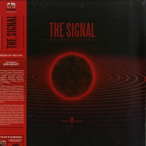WOJCIECH GOLCZEWSKI The Signal -180g PINK COLOURED LP