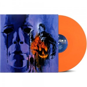 JOHN CARPENTER & ALAN HOWARTH Halloween II (COLOR VINYL)