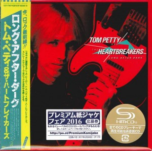 TOM PETTY Long After Dark JAPAN SHM-CD cardboard UICY-77967