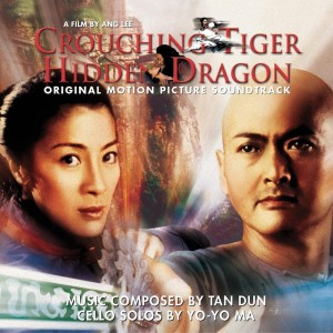 Tan Dun CROUCHING TIGER, HIDDEN DRAGON- OST - LP 180g (MOVATM028)