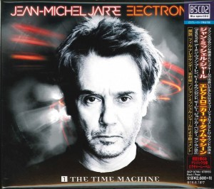 JEAN MICHEL JARRE Electronica 1 Time Machine JAPAN CD SICP-30788
