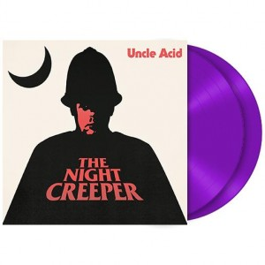 UNCLE ACID DEADBEATS The Night Creeper PURPLE 2xLP