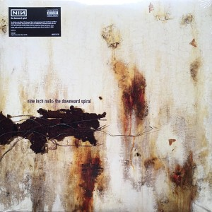 Nine Inch Nails NIN The Downward Spiral 2xLP 180g (Definitive Edition; US Aug 2017)
