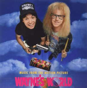 Wayne's World (OST) ŚWIAT WAYNE'A