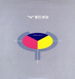 YES 90125 - US 2009 LP 180g (Friday Music FRM 9012)