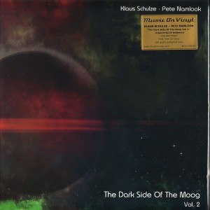 KLAUS SCHULZE, PETE NAMLOOK The Dark Side Of The Moog Vol.2: A Saucerful Of Ambience
