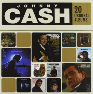 JOHNNY CASH The Perfect Collection 20CD box
