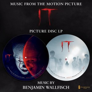 Benjamin Wallfisch IT (Stephen King) - Picture Disc - OST
