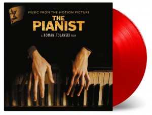 KILAR CHOPIN PIANIST Pianista MOVATM157 red 2xLP