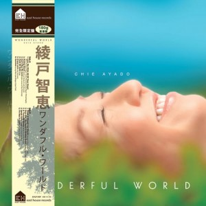 CHIE AYADO Wonderful World 180g HIGH QUALITY VINYL