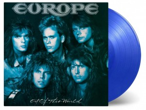 EUROPE OUT OF THIS WORLD -  color LP MOVLP868