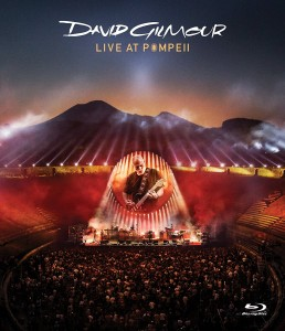 David Gilmour LIVE AT POMPEII - DELUXE 2xCD+2xBluRay