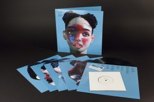 FKA twigs LP1 180g Limited Deluxe Edition LP + 7'