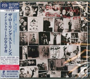 ROLLING STONES Exile On Main St. SHM SACD JAPAN  UIGY-9580